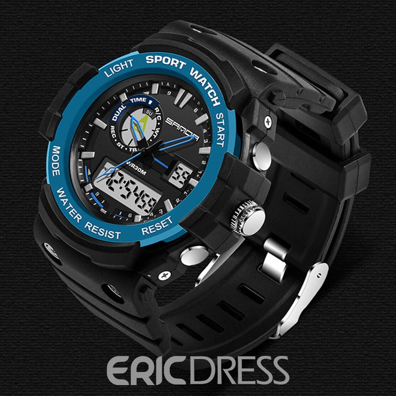 Ericdress JYY Led Luminous Indication Outdoor Sprot Watch
