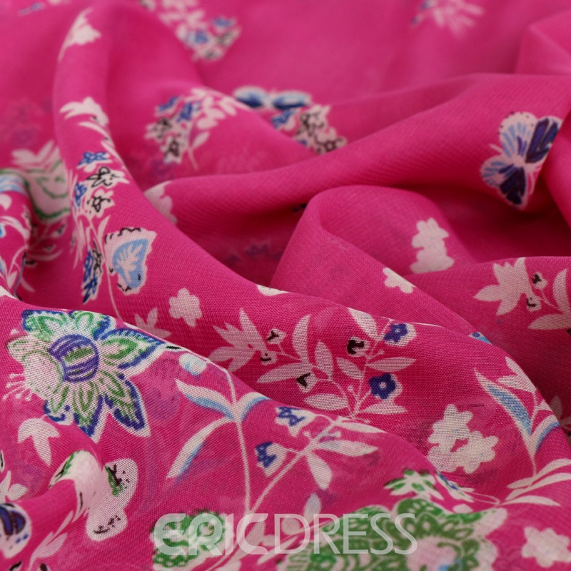 Ericdress High Quality Printed Scarf for Women
