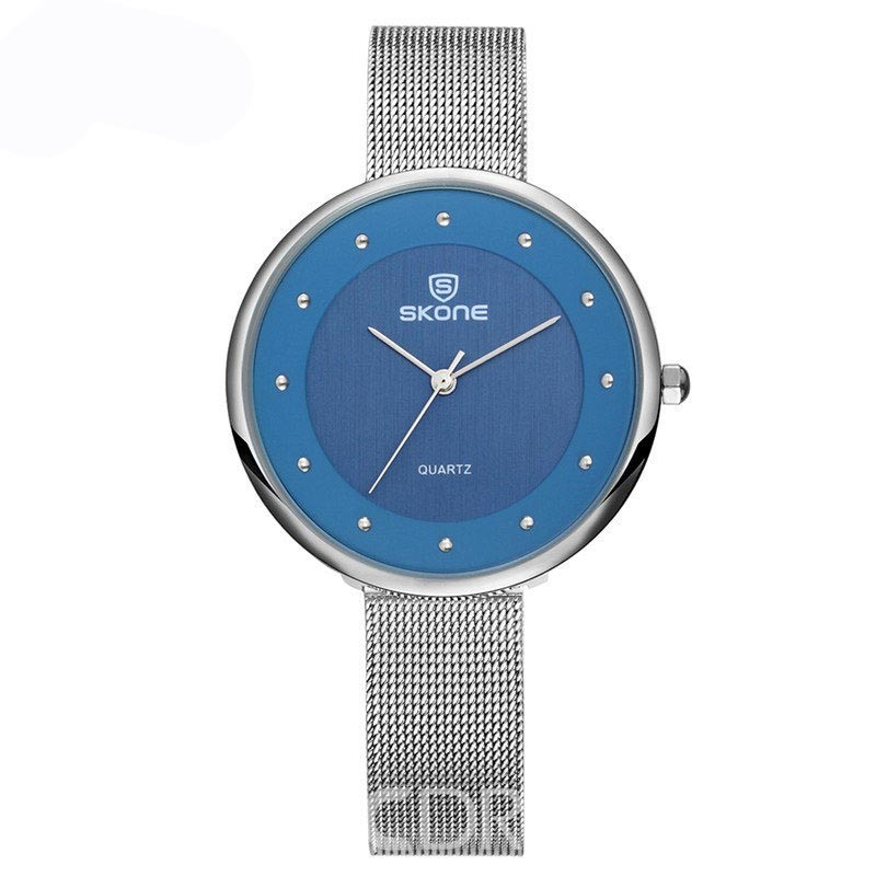 Ericdress Concise Waterproof Quartz Women's Watch