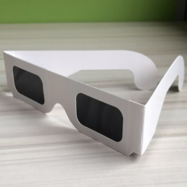 Ericdress Solar Eclipse viewing filter Solar Eclipse Glasses 100% Protect Eyes