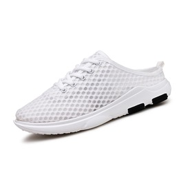 Ericdress New Style Mesh Lace-Up Men's Casual Shoes