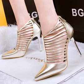 Ericdress Hollow Pointed Toe Women's Pumps