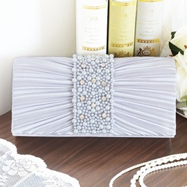 Ericdress Handmade Beading Evening Clutch