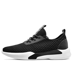 Ericdress Comfortable Cotton Patchwork Mens Athletic Shoes