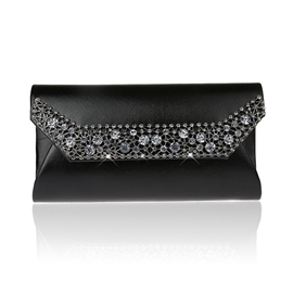 Ericdress Envelope Shape Rhinestone Adornment Evening Clutch