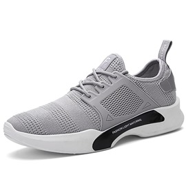 Ericdress Breathable Mesh Plain Men's Sneakers