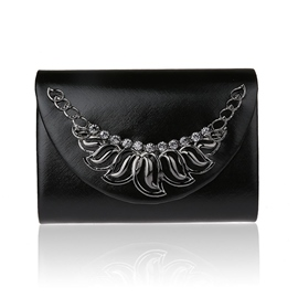 Ericdress Occident Style PU Evening Clutch