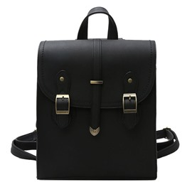 Ericdress Retro Nubuck Leather Women Backpack