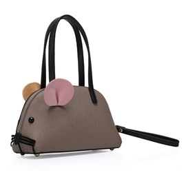 Ericdress Vivid Mouse Shape Women Purse