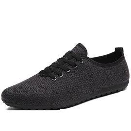 Ericdress Comfortable Lace-Up Plain Men's Casual Shoes