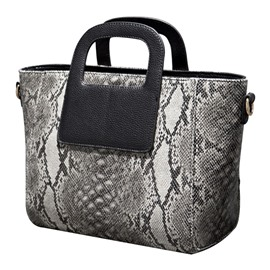 Ericdress Occident Style Snakeskin Pattern Handbag