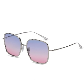Ericdress Vintage Square Frame Sunglass for Women