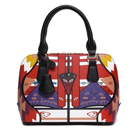 Ericdress Ethnic Style Fashion Printing Handbag