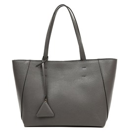 Ericdress Concise Litchi Stria Women Tote