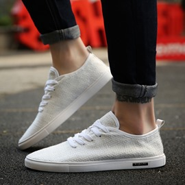 Ericdress Breathable Cotton Plain Men's Casual Shoes