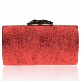 Ericdress Soild Color Chain Evening Clutch