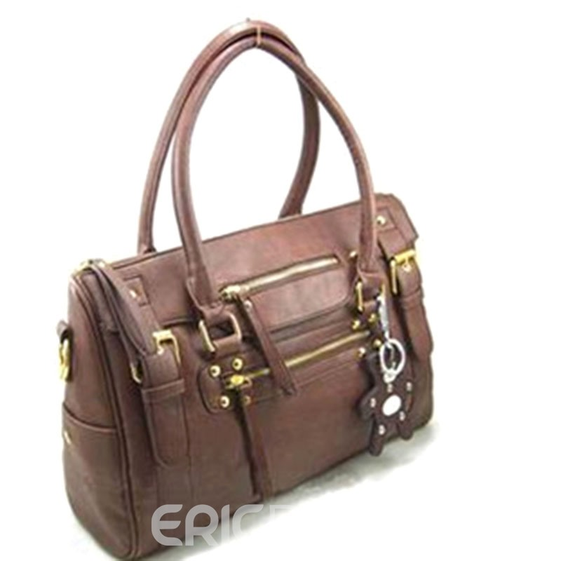 Ericdress OL Style Zipper Design Women Handbag