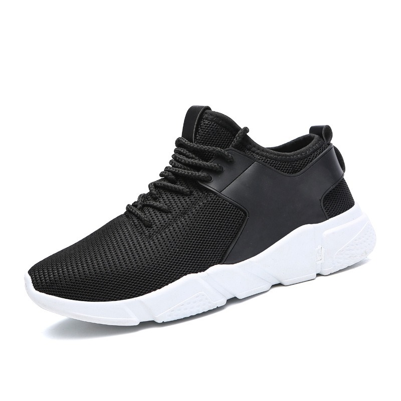 Ericdress New Style Mesh Lace-Up Men's Sneakers