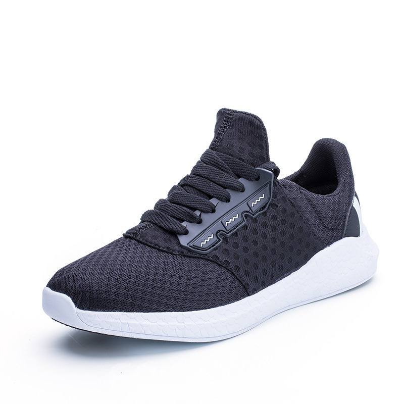 Ericdress Breathable Mesh Lace-Up Men's Sneakers