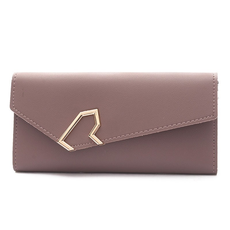 Ericdress Korean Style Long Type Hasp Wallet