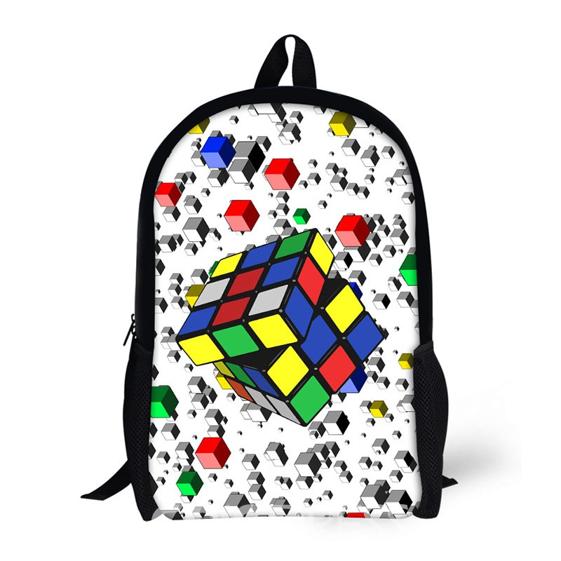 Ericdress Novelty 3D Printing Design Children Backpack