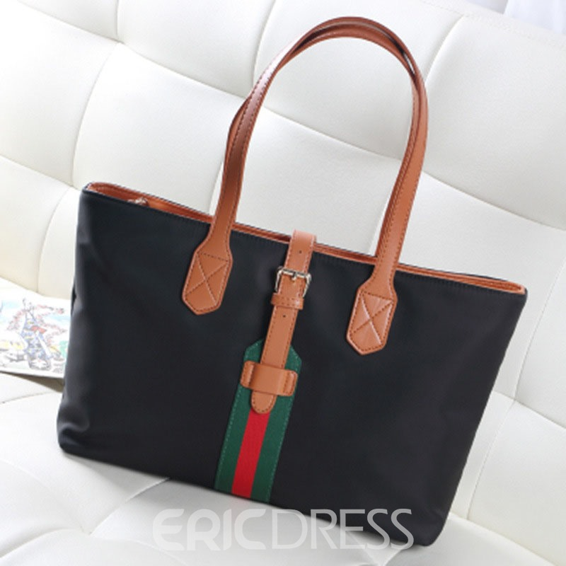 Ericdress Casual Huge Space Waterproof Tote Bag
