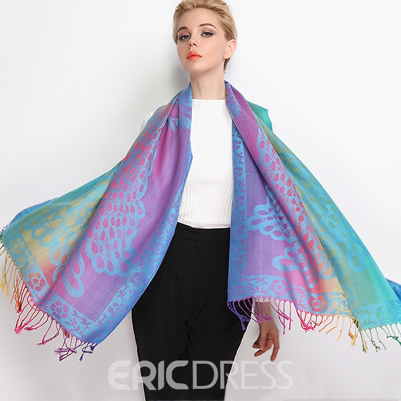 Ericdress National Style All Match Women's Scarf