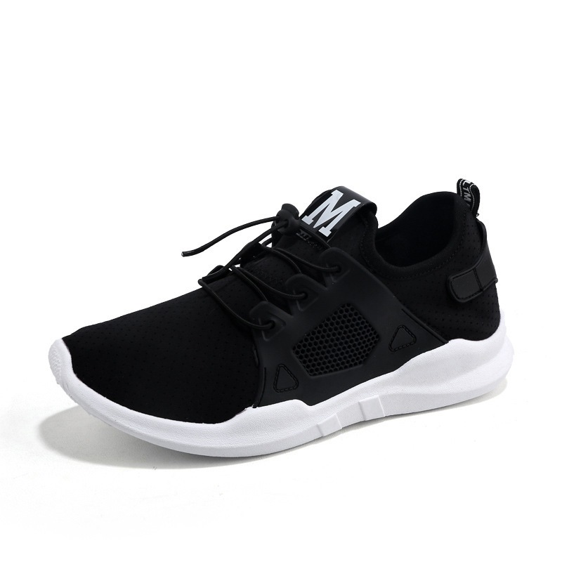 Ericdress Breathable Cotton Patchwork Men's Sneakers