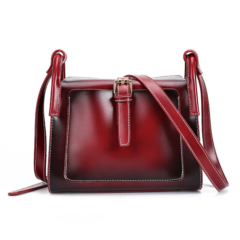 Ericdress Retro Concise Women Crossbody Bag