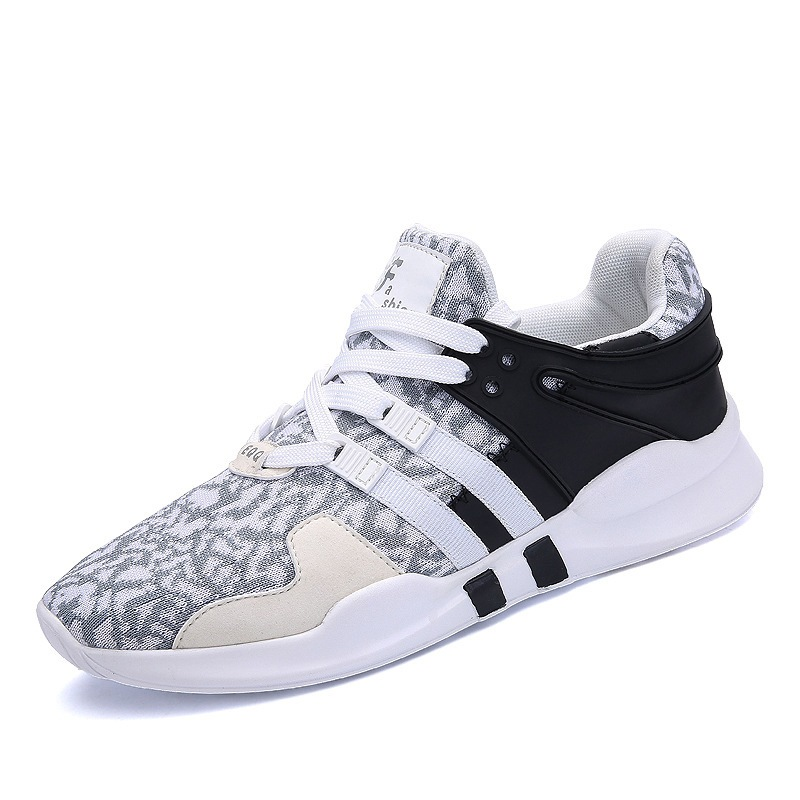 Ericdress Mesh Color Block Men's Sneakers