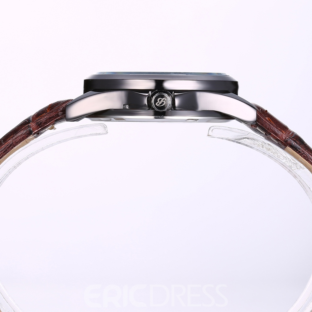 Ericdress Vintage Style Round Case Quartz Watch