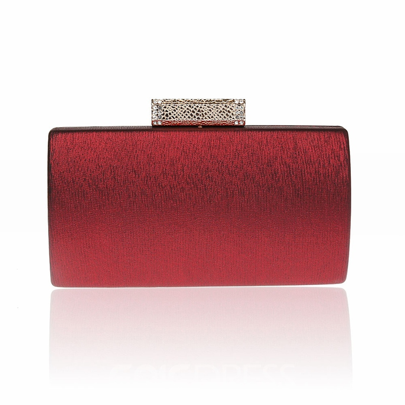Ericdress Graceful Solid Color Women Clutch