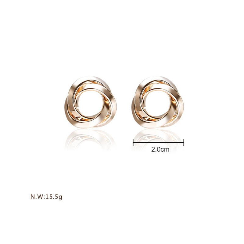 Ericdress Creative Alloy Stud Earring for Women