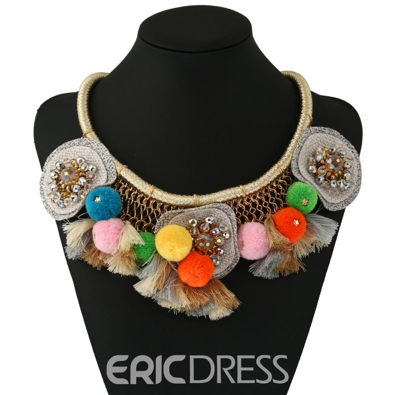 Ericdress Venonat Pendant Women's Necklace
