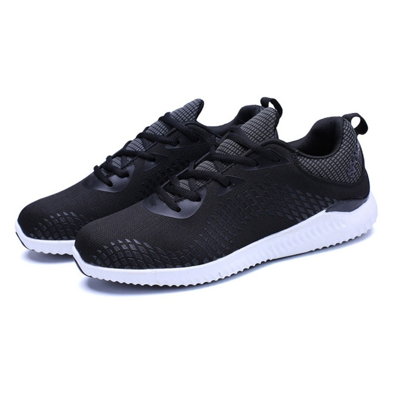 Ericdress Simple Mesh Color Block Men's Athletic Shoes
