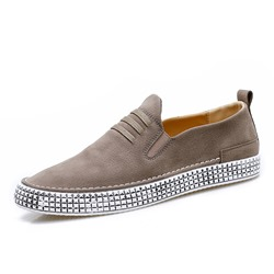 Ericdress Comfortable Slip-On Plain Mens Casual Shoes