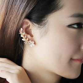 Ericdress Attractive Leaf-Shaped Women's Ear Cuff