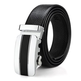Ericdress Unique Design Genuine Leather Belt for Men