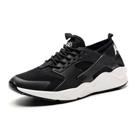 Ericdress Mesh Plain Mid-Cut Men's Sneakers
