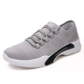 Ericdress Breathable Mesh Color Block Men's Sneakers