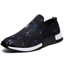 Ericdress New Style Slip-On Color Block Men's Sneakers