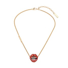 Ericdress Mouth Pendant Women's Necklace