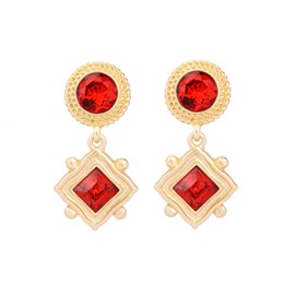Ericdress Vintage Royal Luxury Women's Stud Earring