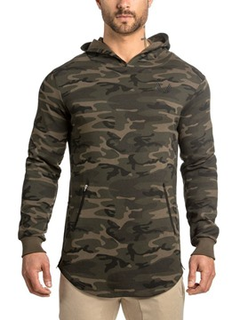 Ericdress Zip Pocket Casual Pullover Men's Hoodie