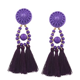Ericdress Best Seller Long Tassel Fashion Earring for Women