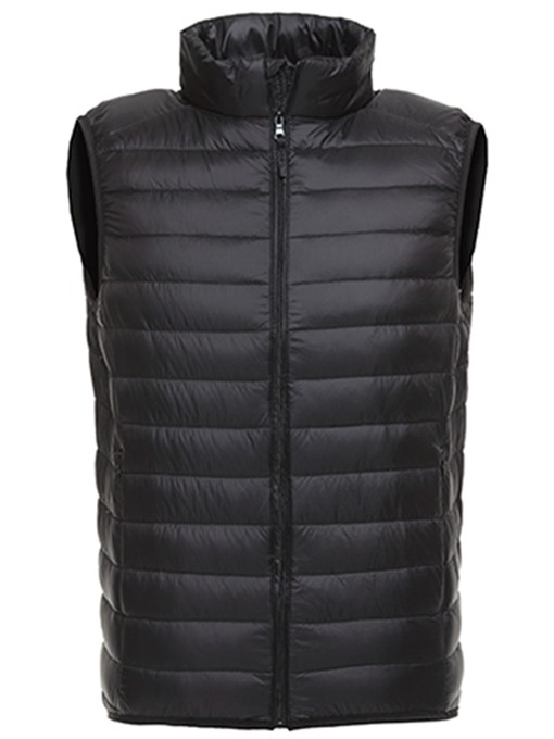 Ericdress Winter 90% Duck Down Vest Loose Men's Sleeveless Jacket