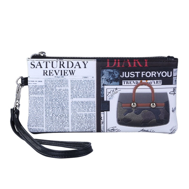 Ericdress Occident Style 3D Printing Purse