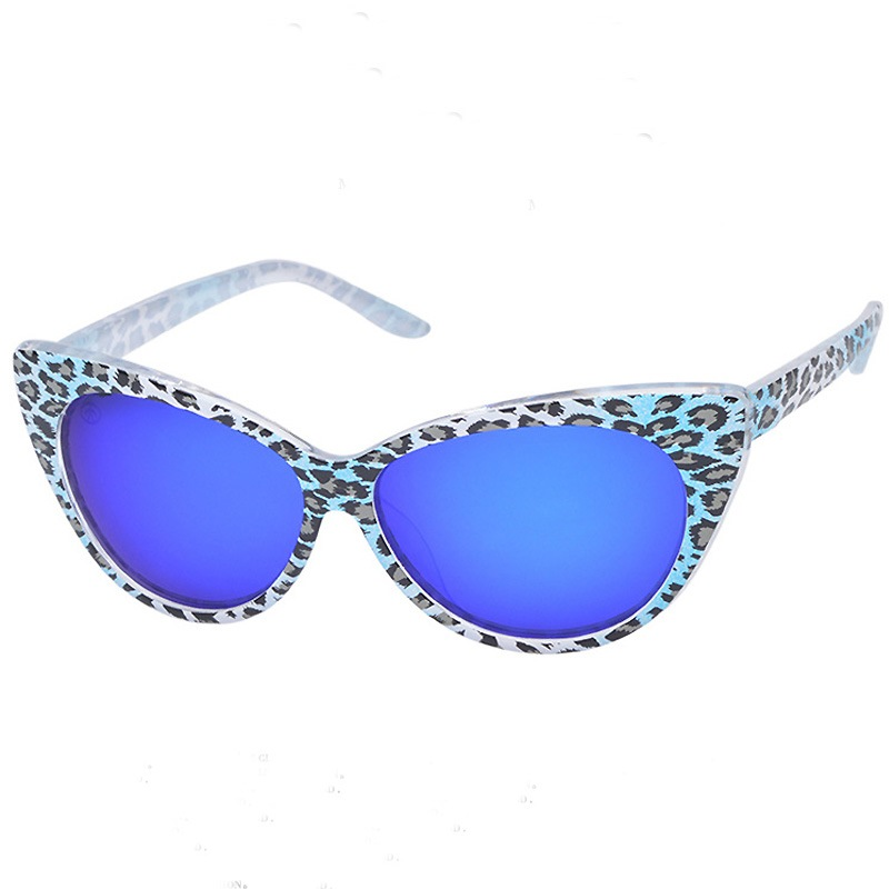 Ericdress High Quality Leopart Printed Women's Sunglass