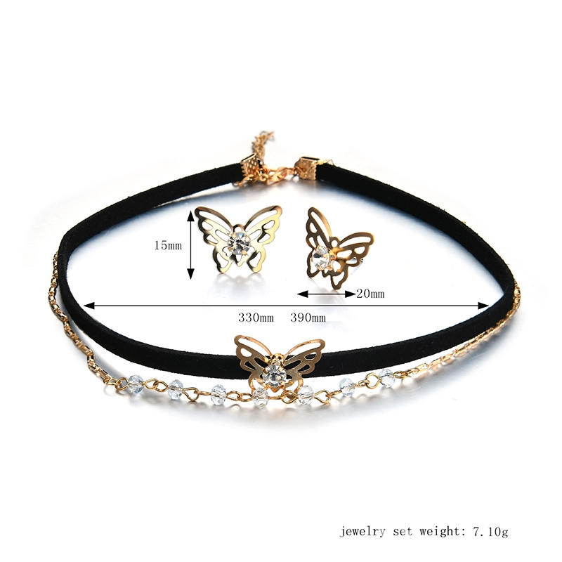 Ericdress Butterfly Decorated Women's Jewelry