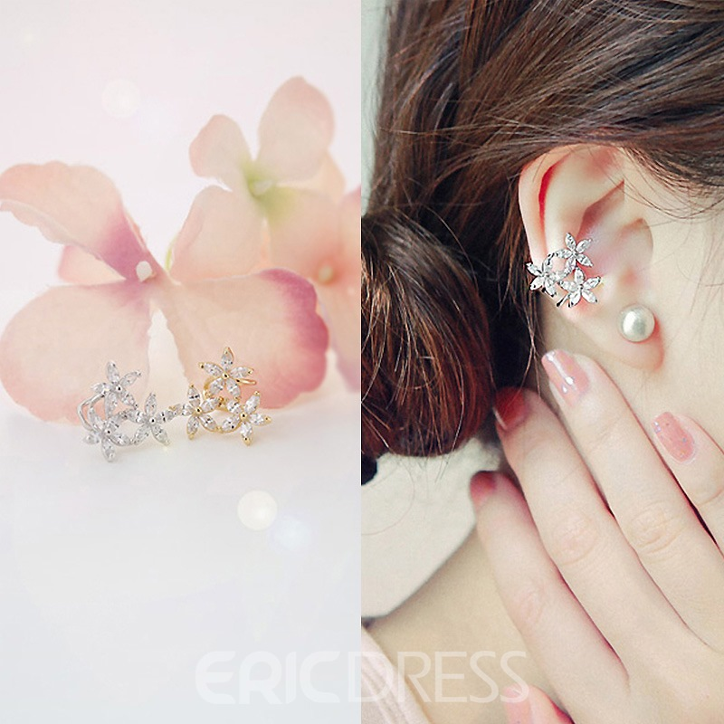 Ericdress Fashionable Single Ear Cuff for Women